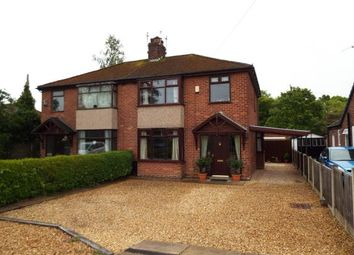 Thumbnail 3 bed semi-detached house for sale in Hoghton Lane, Higher Walton, Preston, Lancashire