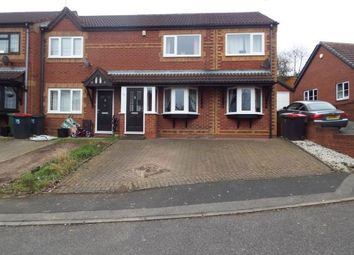 Thumbnail 3 bed semi-detached house for sale in Imperial Rise, Coleshill, Birmingham, Warwickshire