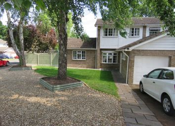 Thumbnail 3 bed semi-detached house for sale in Farrington Crescent, Lincoln