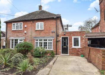 Thumbnail 4 bed semi-detached house for sale in Littlefield Green, Maidenhead