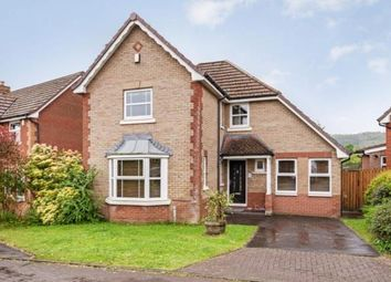 Thumbnail 4 bed detached house for sale in Donaldswood Park, Paisley, Renfrewshire