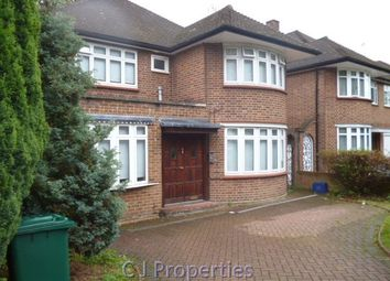 Thumbnail 5 bed detached house to rent in Danescroft Gardens, Hendon