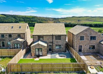 4 bed detached house for sale in Plot 5 Cherry Tree Farm, Great Scausby, Bradshaw, Halifax HX2