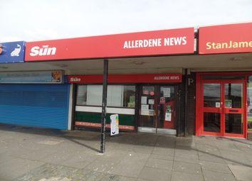 Thumbnail Retail premises for sale in Trafford, Gateshead