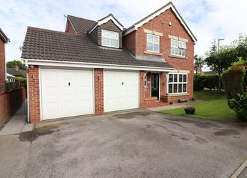 4 bed detached house for sale in Tranby Park Meadows, Hessle HU13