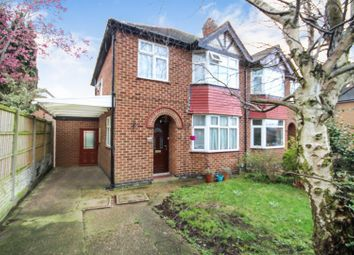 Thumbnail 3 bed semi-detached house to rent in Churchmoor Lane, Redhill, Nottingham