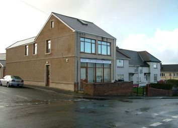 Thumbnail 3 bed flat to rent in Brynhyfryd Road, Neath