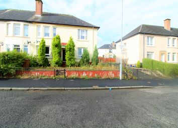 Thumbnail 2 bed flat for sale in Boghead Road, Glasgow