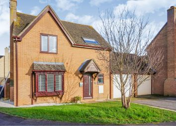 Thumbnail 4 bed link-detached house for sale in Bury Mead, Stanton Harcourt, Witney