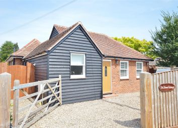 Thumbnail 2 bed detached bungalow for sale in The Former Exchange, Chapel Lane, St. Osyth