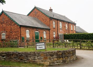 Thumbnail 4 bed barn conversion for sale in Newlands Road, Riddings, Alfreton
