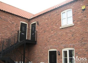 Thumbnail 1 bed flat to rent in Waverley Court, Thorne, Doncaster
