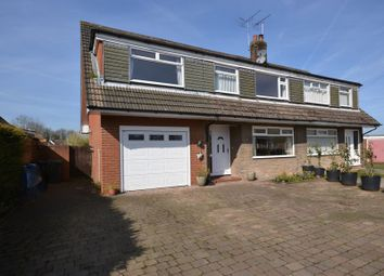 Thumbnail 5 bed semi-detached house for sale in Westview, Parbold