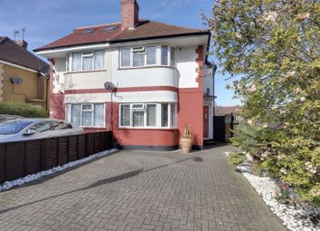 Thumbnail 3 bed semi-detached house to rent in Newnham Gardens, Northolt