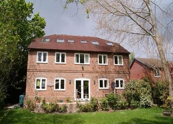 Thumbnail 2 bed flat to rent in Stable Close, Burghfield Common, Reading