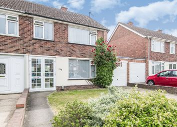 Thumbnail 4 bed semi-detached house for sale in Defoe Road, Ipswich