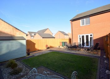 Thumbnail 2 bed semi-detached house for sale in Levetts Close, Stenson Fields, Derby