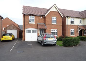 Thumbnail 3 bed detached house for sale in Harry Lane, Ibstock, Leicestershire