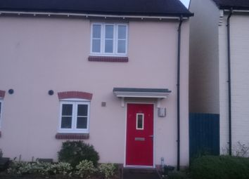 Thumbnail 2 bed semi-detached house for sale in Primrose Place, Durrington