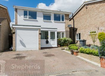 Thumbnail 4 bedroom property for sale in Berners Way, Broxbourne, Hertfordshire