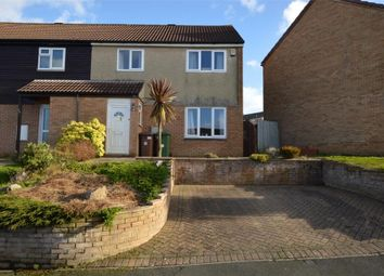 Thumbnail 3 bedroom end terrace house for sale in Westhays Close, Plymouth, Devon