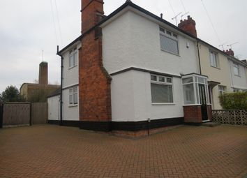 Thumbnail 2 bed end terrace house for sale in Engleton Road, Radford, Coventry