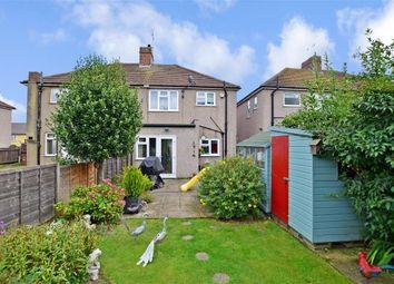 Thumbnail 3 bedroom semi-detached house for sale in St. Johns Road, Dartford, Kent