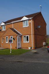 Thumbnail 2 bed semi-detached house to rent in Primrose Close, South Normanton Derbyshire