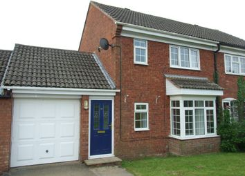Thumbnail 3 bed property to rent in Falcon View, Greens Norton, Towcester
