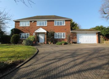 Thumbnail 5 bedroom detached house for sale in Silverthorn Drive, Hemel Hempstead