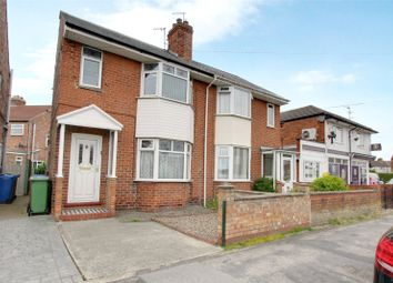 3 bed semi-detached house for sale in New Village Road, Cottingham, East Yorkshire HU16