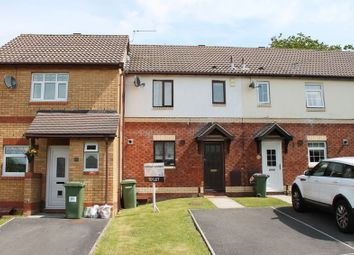 Thumbnail 2 bed terraced house to rent in Clos Myddlyn, Manor Chase, Beddau