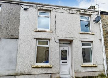 Thumbnail 3 bed terraced house for sale in Nightingale Street, Abercanaid, Merthyr Tydfil, Mid Glamorgan