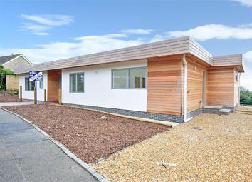 Thumbnail 4 bedroom detached bungalow for sale in Inglewood Park, Ventnor, Isle Of Wight