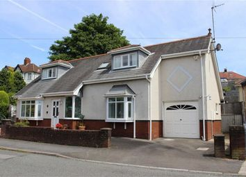 Thumbnail 3 bed detached house for sale in Glan Yr Afon Road, Sketty, Swansea