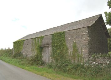 Thumbnail Property for sale in Bridge End Barn, Hallthwaites, Roanlands Brow, Millom, Cumbria