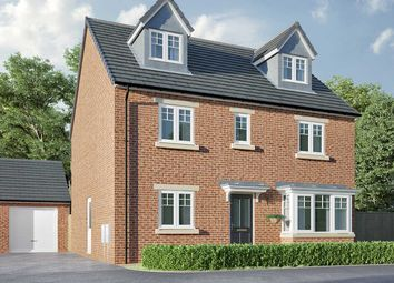 "Thumbnail 5 bed detached house for sale in ""The Fletcher"" at York Road, Knaresborough"