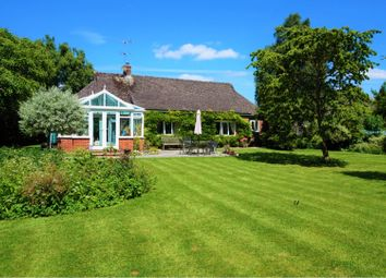 Thumbnail 3 bed detached bungalow for sale in The Street, Devizes