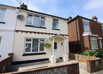 Thumbnail 3 bedroom semi-detached house for sale in Mortimer Road, Southampton