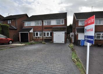Thumbnail 3 bed semi-detached house for sale in Sytch Lane, Wombourne, Wolverhampton