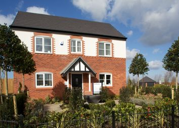 Thumbnail 3 bed detached house for sale in Kingfisher Reach, Wistaston Green Road, Wistaston