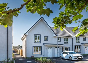 "Thumbnail 3 bedroom end terrace house for sale in ""Cawdor"" at Loirston Road, Cove Bay, Aberdeen"