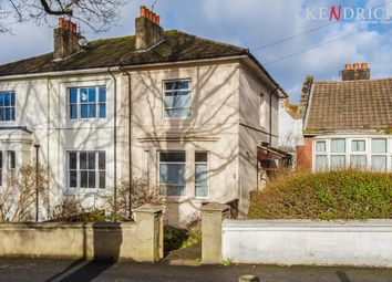 Thumbnail 5 bedroom semi-detached house for sale in Wellington Road, Brighton