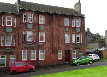 Thumbnail 1 bed flat for sale in Bowie Street, Dumbarton