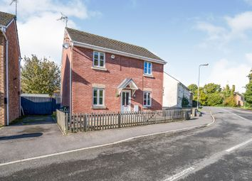 Thumbnail 3 bed detached house for sale in Jenkins Way, St. Mellons, Cardiff