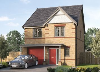 "Thumbnail 4 bed detached house for sale in ""The Holbury"" at Market Street, Clay Cross, Chesterfield"