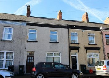 Thumbnail 2 bedroom terraced house for sale in Livingstone Place, Newport