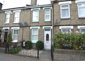 Thumbnail 2 bed terraced house to rent in Bergholt Road, Colchester