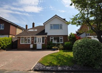 Thumbnail 3 bed detached house for sale in Oak Tree Close, Burpham, Guildford