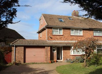 Thumbnail 5 bed semi-detached house for sale in The Dip, Newmarket